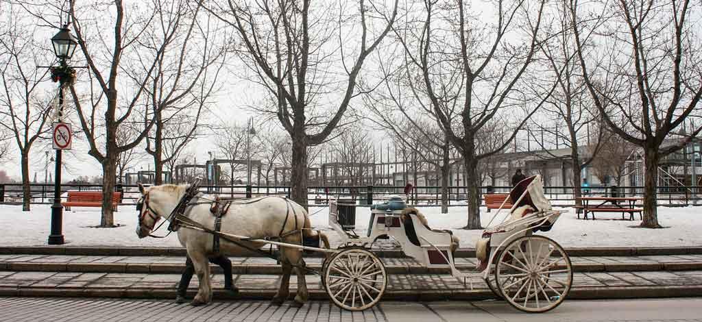 O que fazer em Montreal inverno