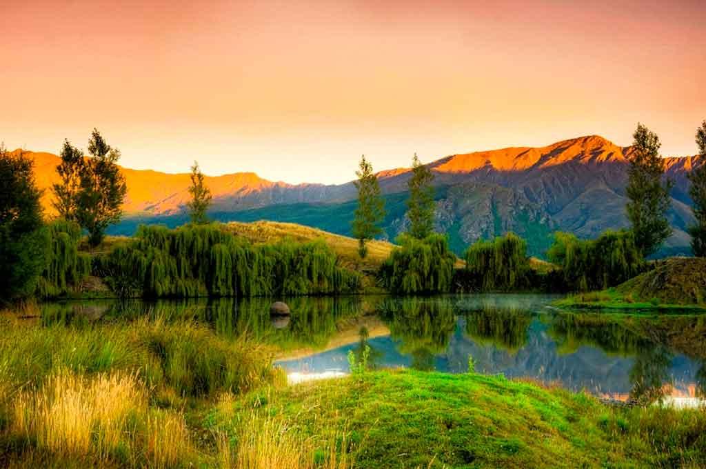 O que fazer em Nova Zelândia aproveite as trilhas