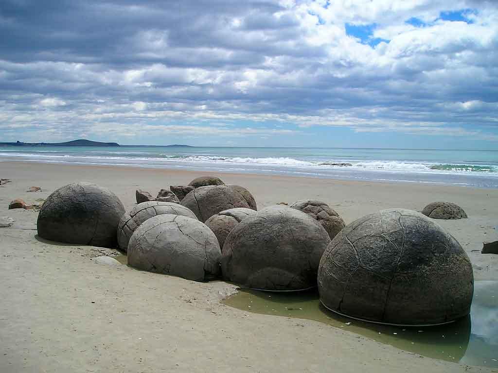 O que fazer em Nova Zelândia praias