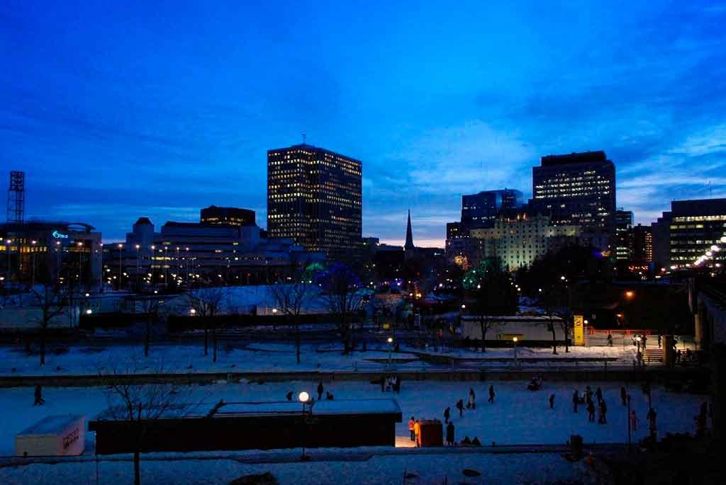 O que fazer em Ottawa a noite