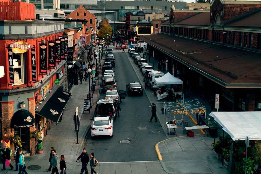 O que fazer em Ottawa Byward Market