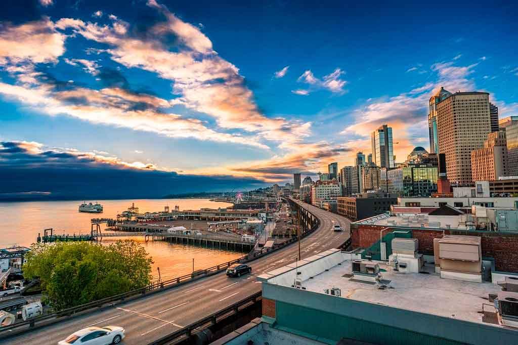 O que fazer em Seattle melhor época