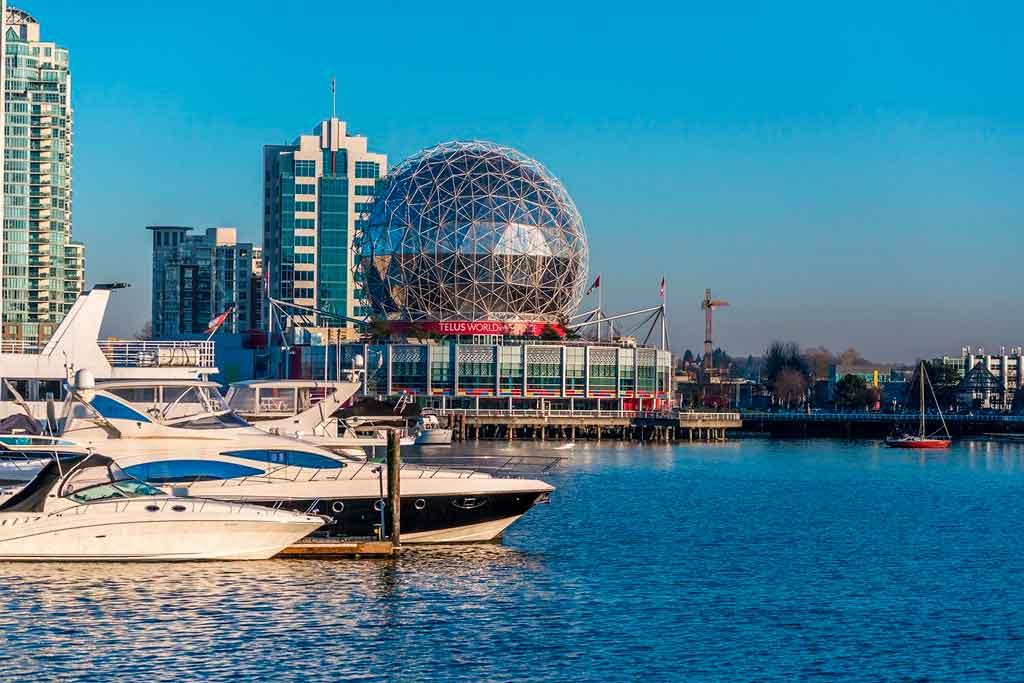 O que fazer em Vancouver no verão