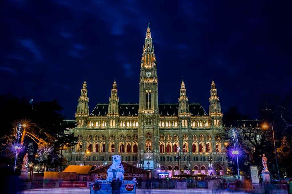 O que fazer em Viena a noite