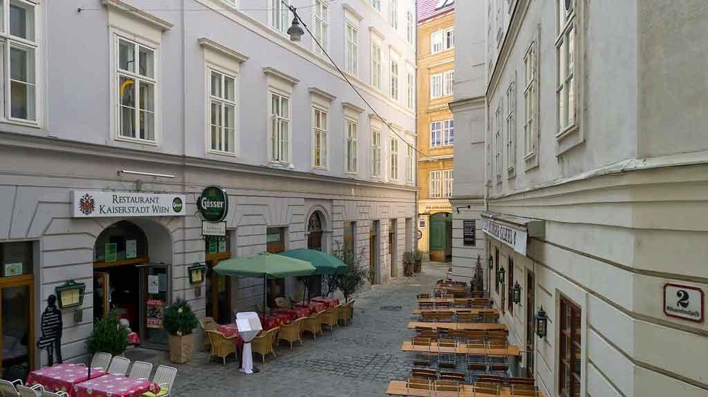O que fazer em Viena Karntner Strasse