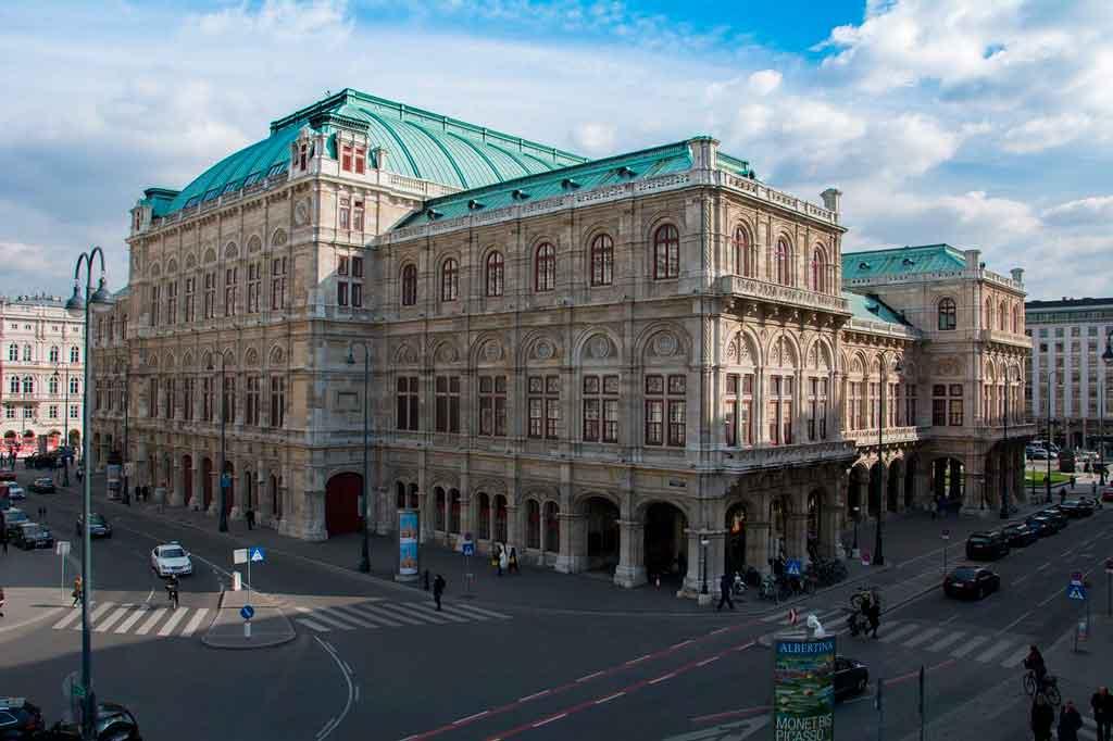 O que fazer em Viena Ópera
