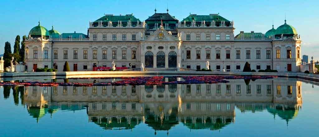 O que fazer em Viena palácios
