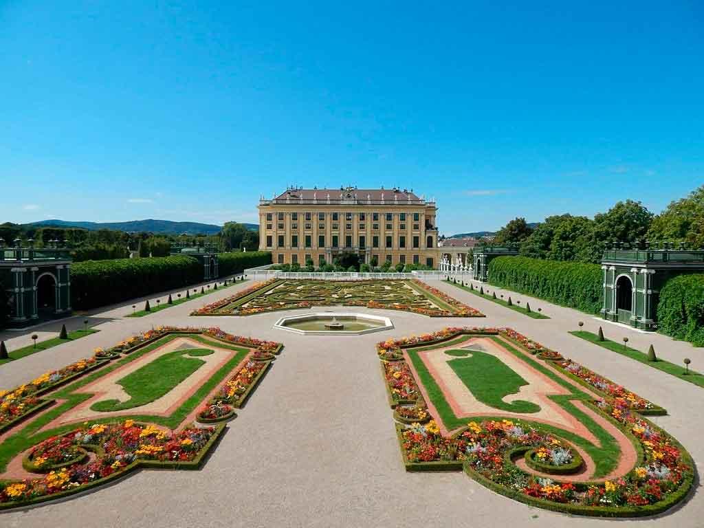 O que fazer em Viena verão