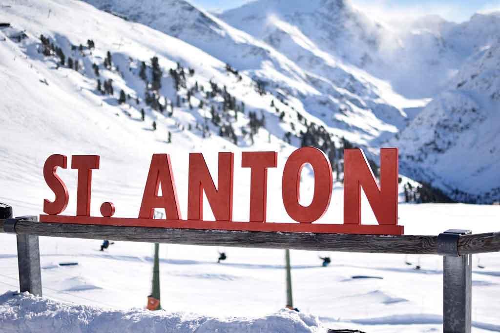 O que fazer na Áustria St Anton