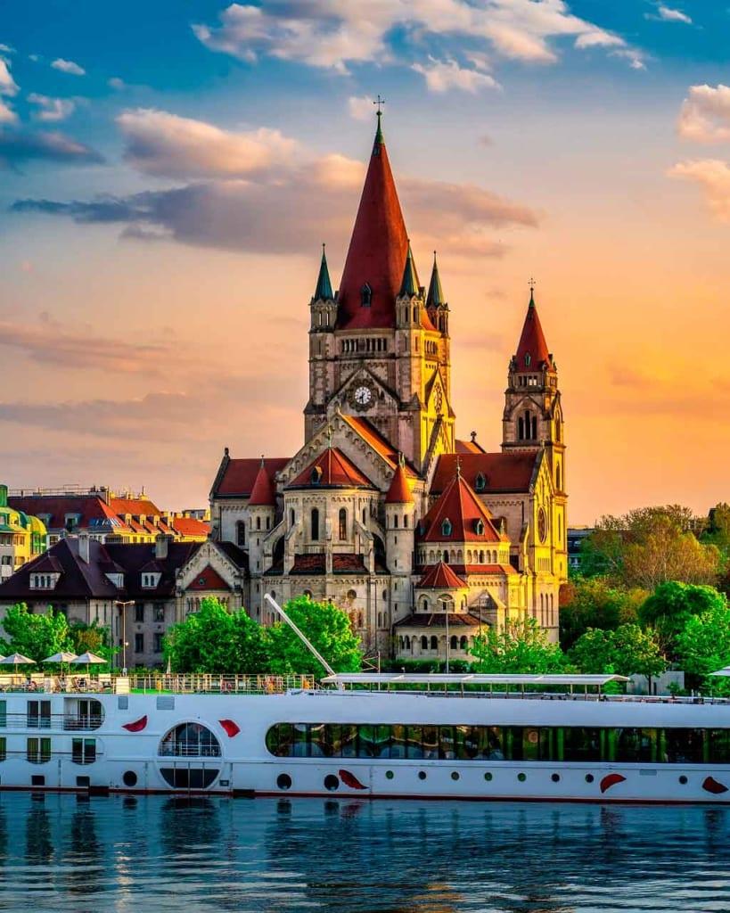 O que fazer na Áustria Cidade mais linda