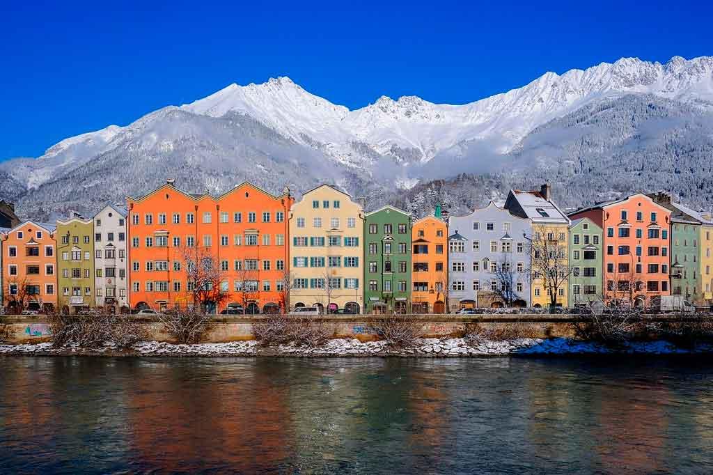 O que fazer na Áustria Innsbruck
