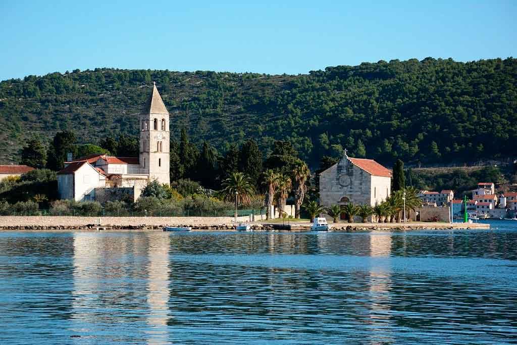Roteiro Croácia ilha de vis