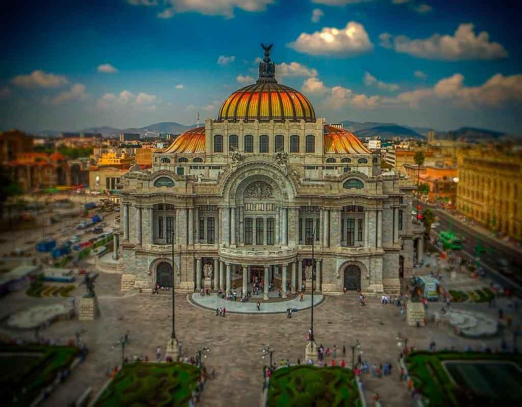 Viagem para o México documentos