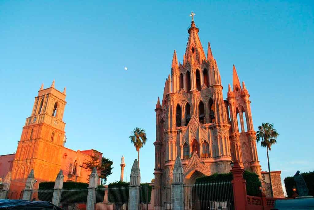 Viagem para o México San Miguel