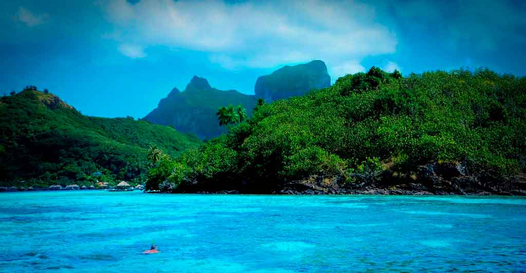 Viagem para Polinesia francesa capa