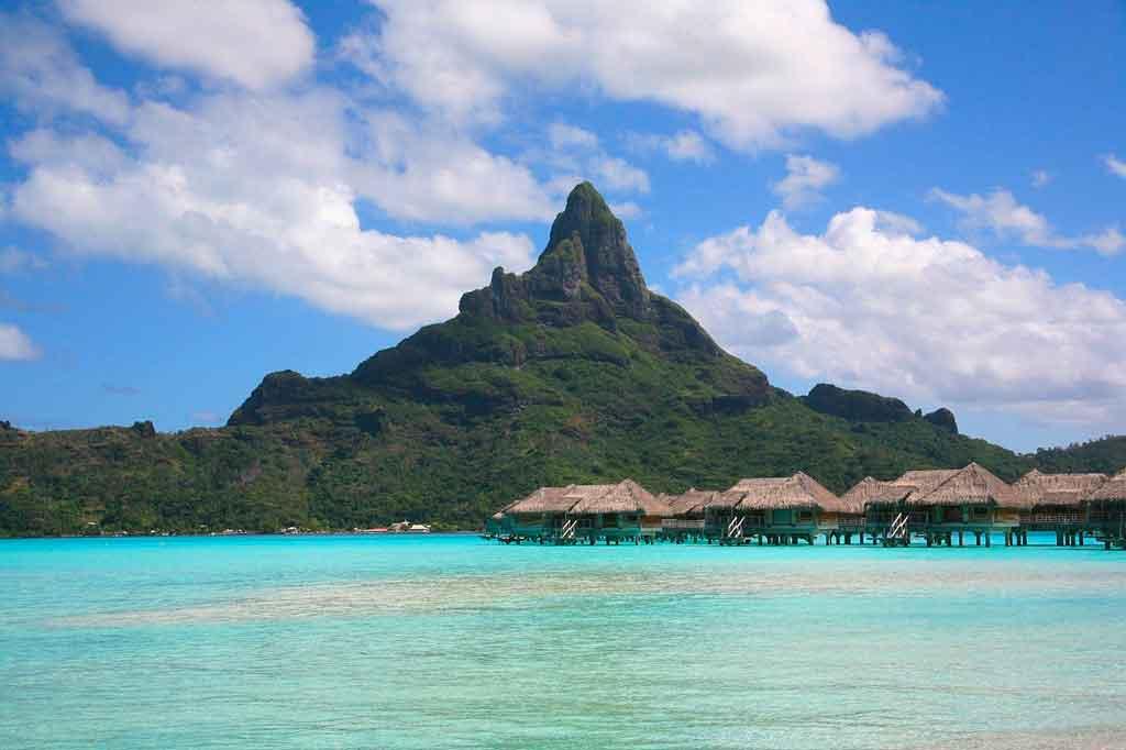 Viagem para Polinesia francesa ilhas society