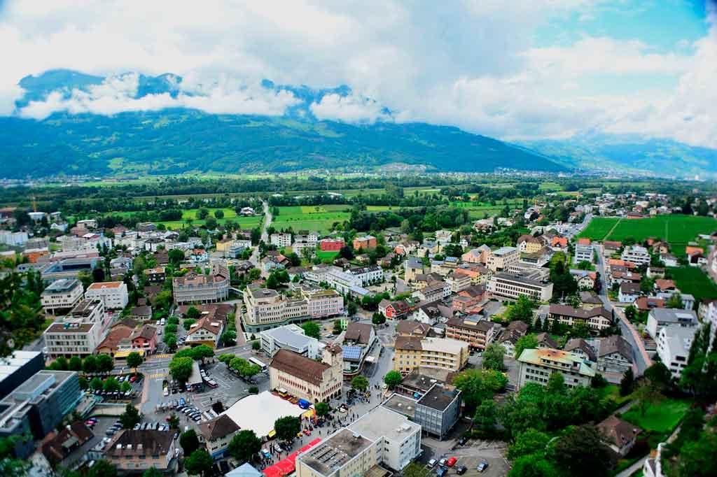 O que fazer em Liechtenstein capa