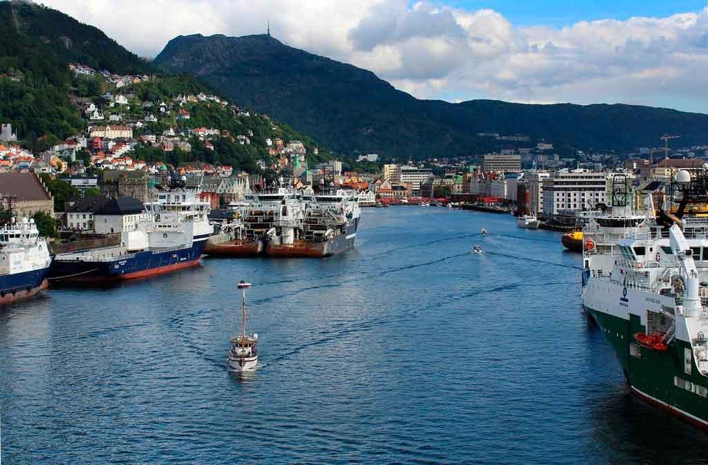Bergen Noruega melhor epoca