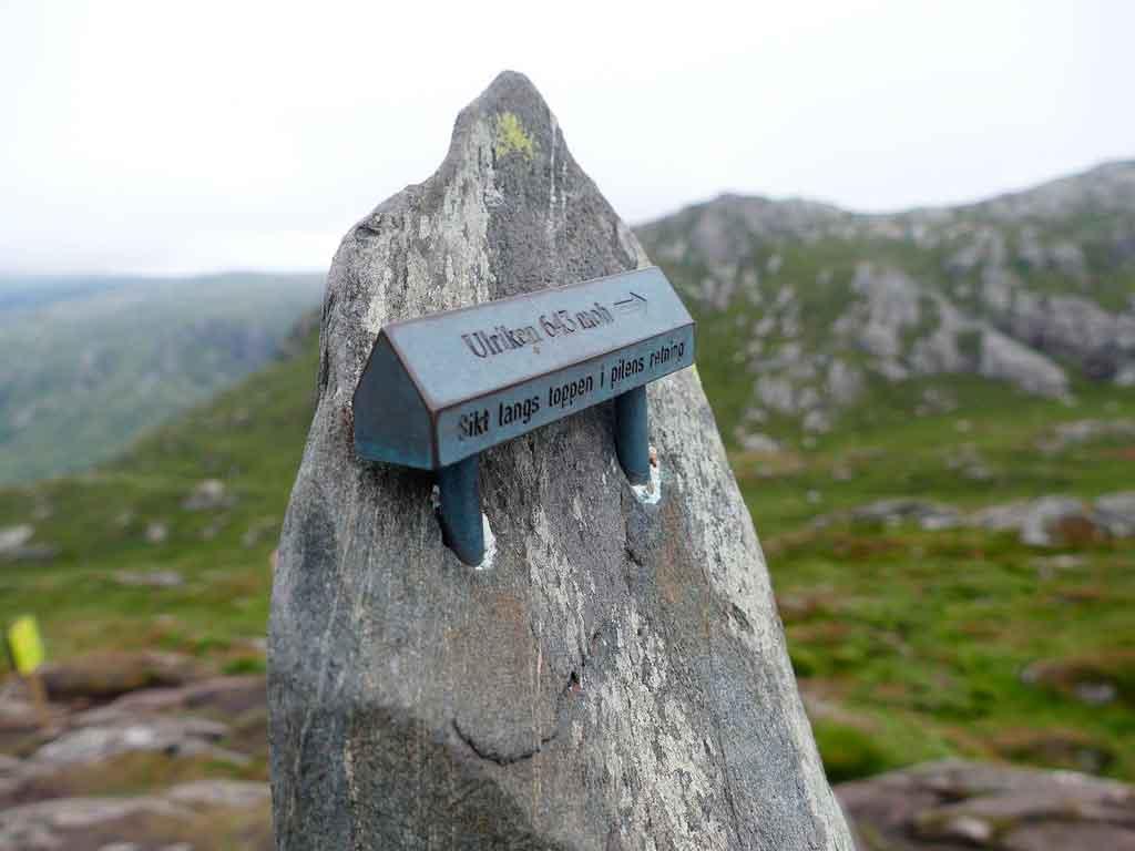 Bergen Noruega Ulriken