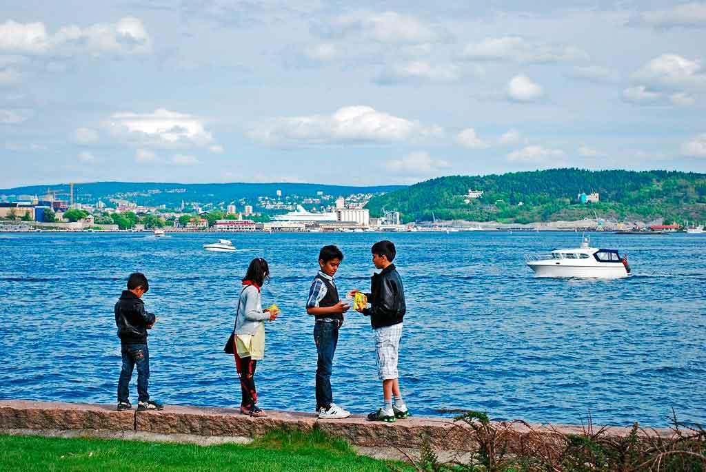 Capital da Noruega qualidade de vida