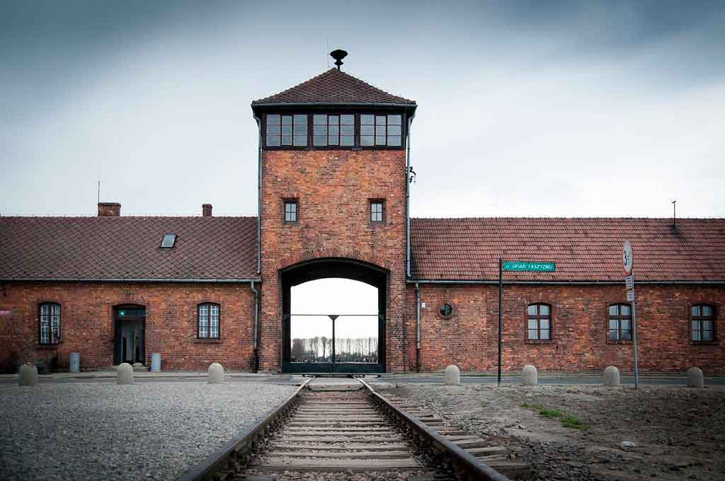 Cidades da Polonia Birkenau
