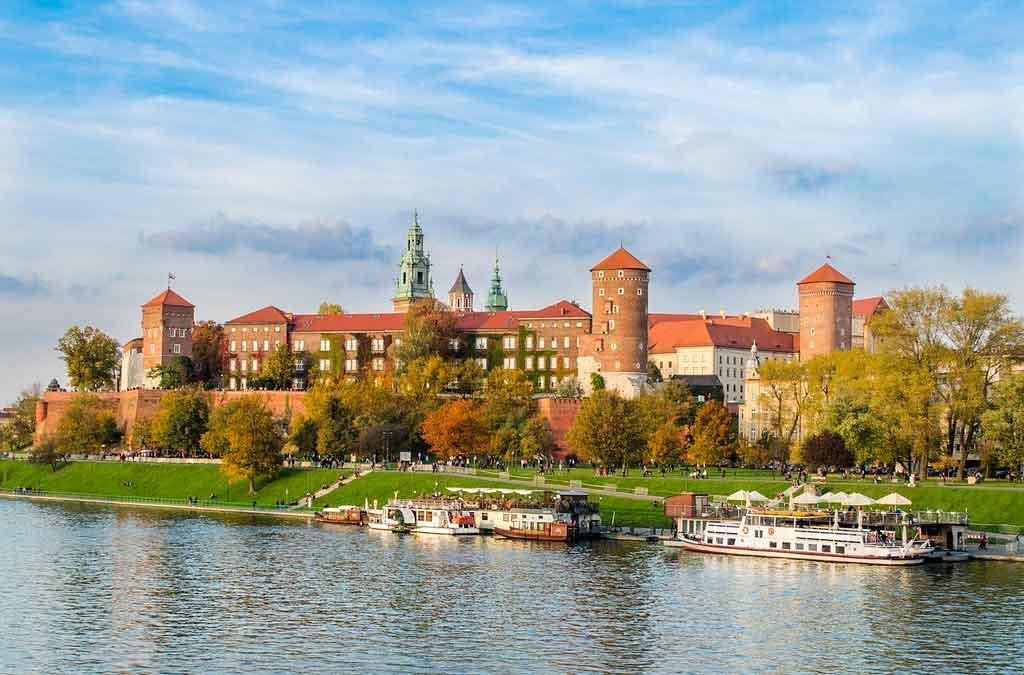 Cidades da Polonia cracovia