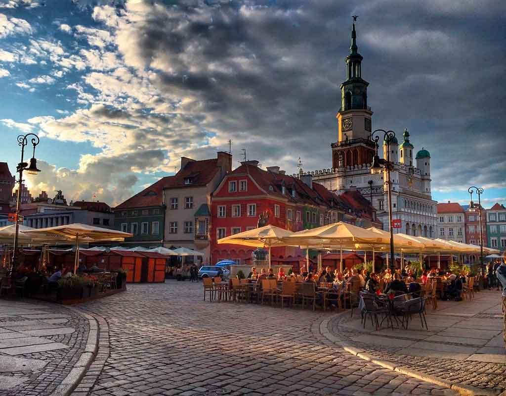 Cidades da Polonia Poznan
