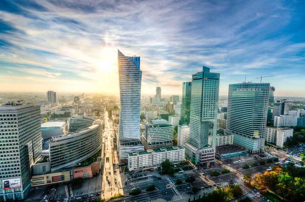 Cidades da Polonia