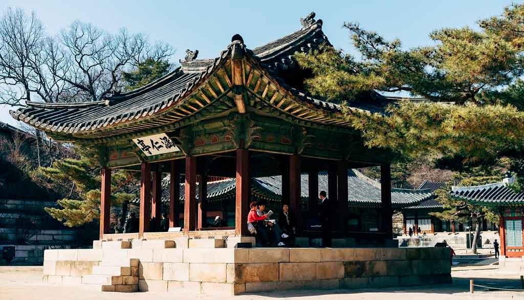 Coreia do Sul clima