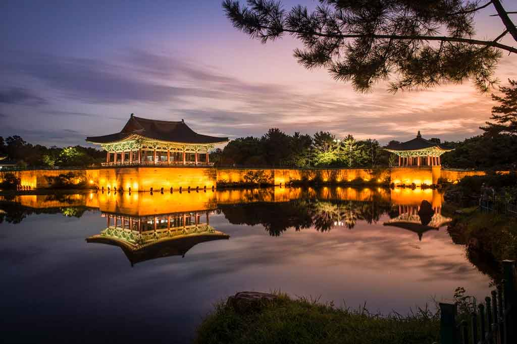 Coreia do Sul Gyeongju