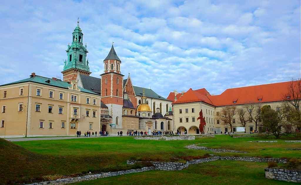 Cracóvia Polônia museus