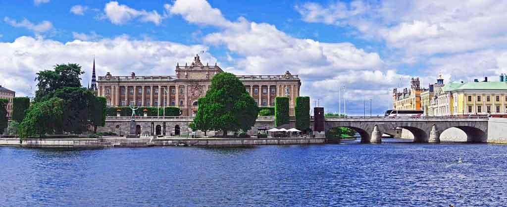 Estocolmo Suecia Como ir