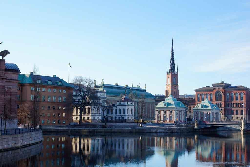 Estocolmo Suecia em qual continente