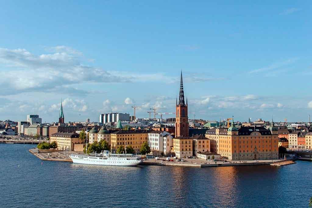 Estocolmo Suécia turismo