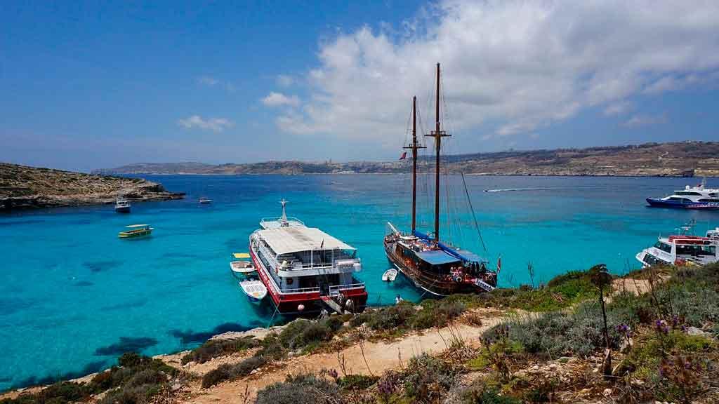 Ilha de Malta Como Chegar