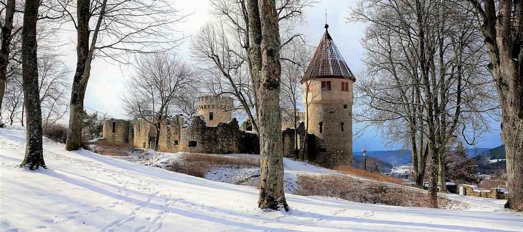 Inverno na Alemanha quando começa