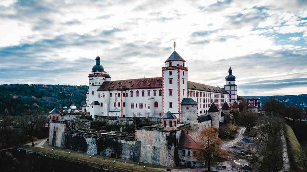 Inverno na Alemanha Rota Romantica
