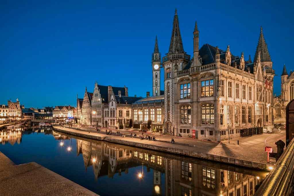 Luxemburgo Europa Bélgica