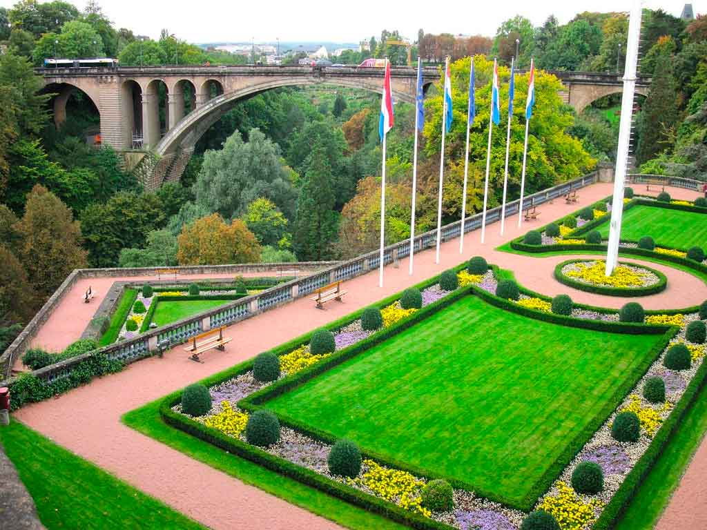 Luxemburgo Europa Idioma