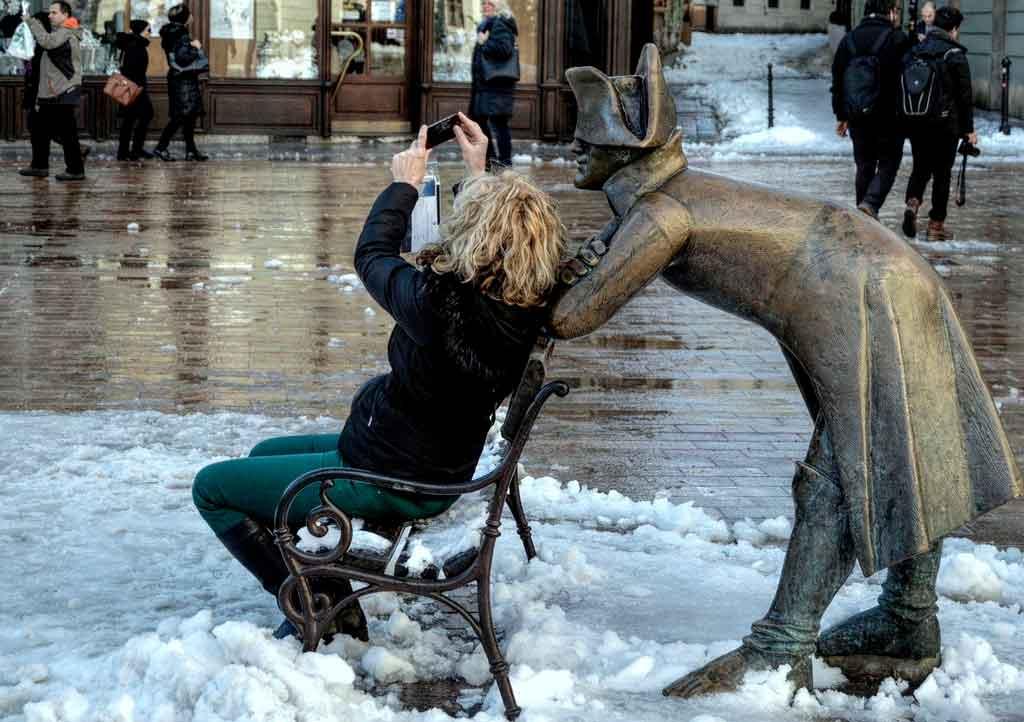 O que fazer em Bratislava inverno