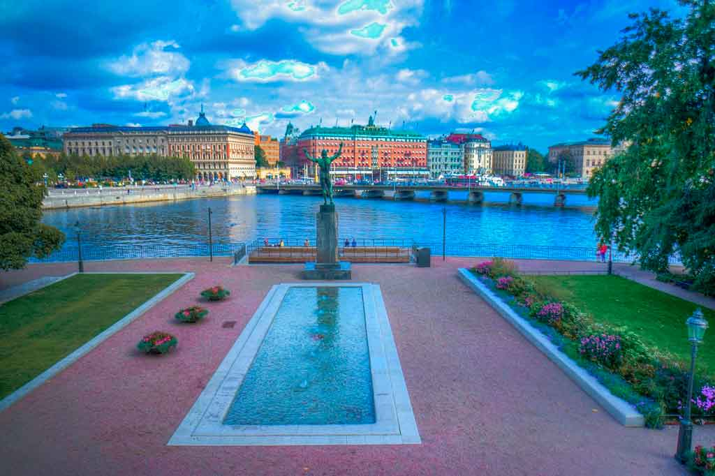 O que fazer em Estocolmo Gmla Stan