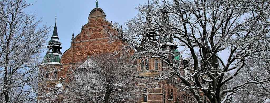 O que fazer em Estocolmo inverno