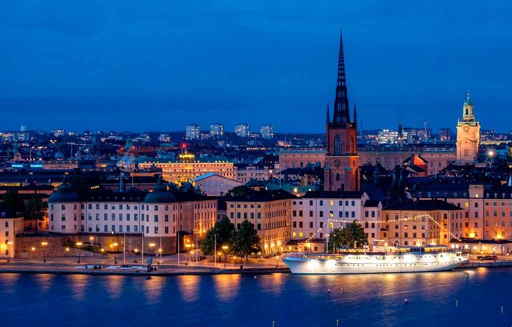 O que fazer em Estocolmo onde fica
