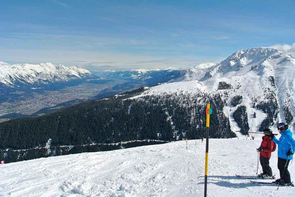 O que fazer em Innsbruck estação de Ski