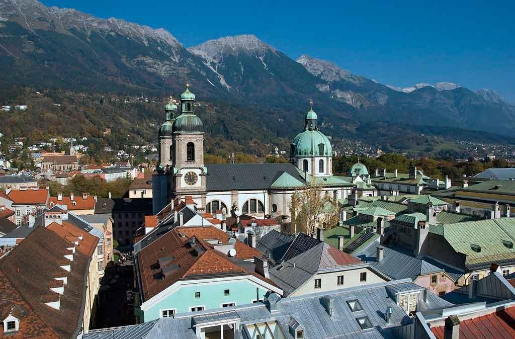 O que fazer em Innsbruck onde fica