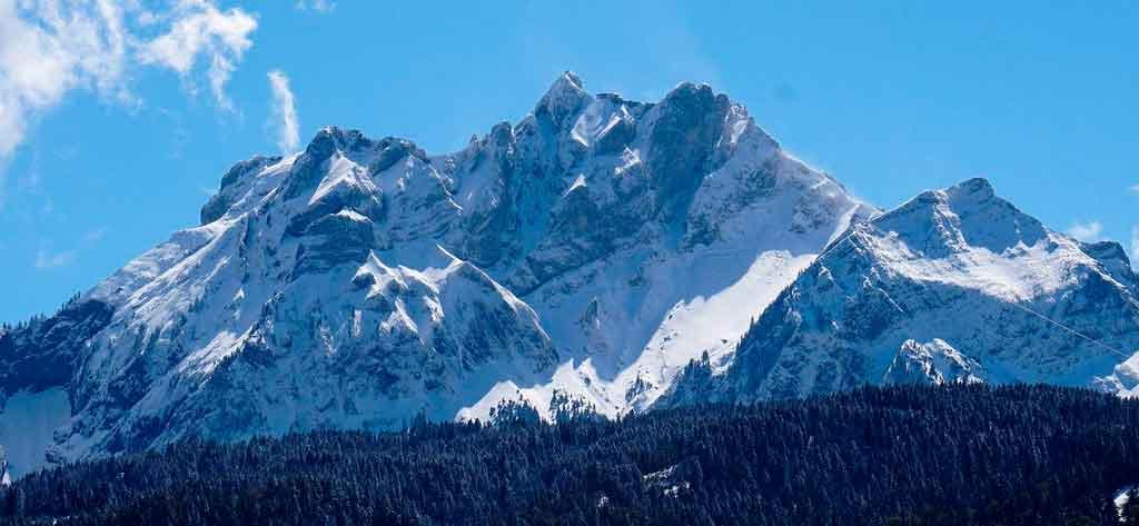 O que fazer em Lucerna montanha pilatus