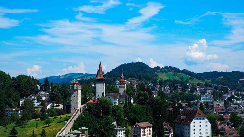 O que fazer em Lucerna muralha musegg