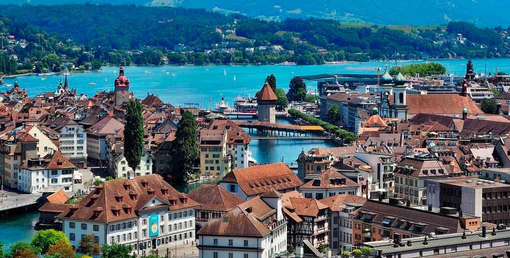 O que fazer em Lucerna onde fica