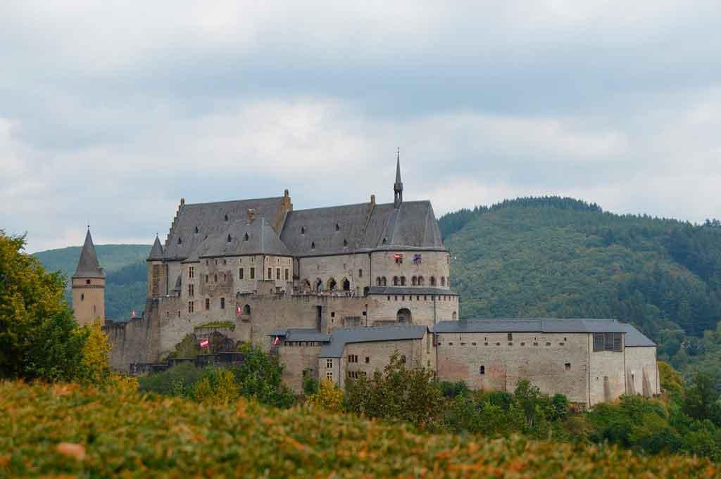 O que fazer em Luxemburgo roteiro