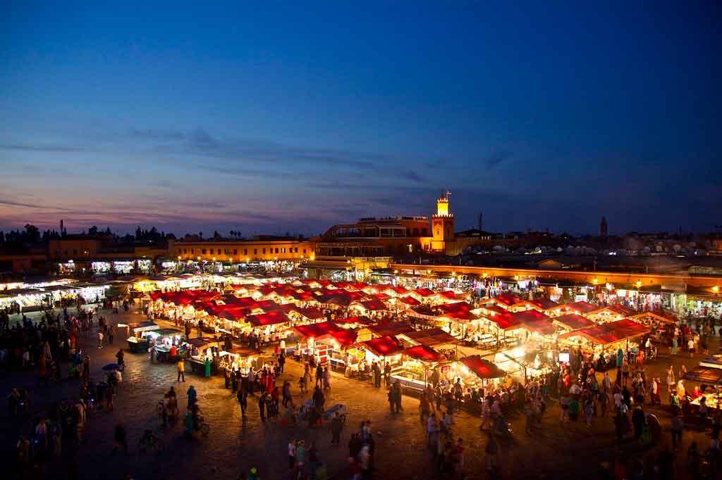 O que fazer em marrakech capa